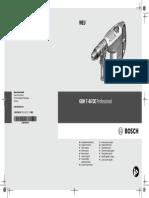 Gbh 7 46 de Professional Manual 170945
