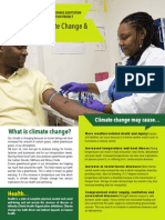 Climate Change and Health in Jamaica