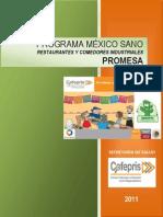 Programa Mexico Sano