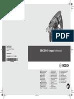 Gbh 36 v Ec Compact 2 0 Ah Professional Manual 146082