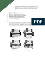 LVD Lidera La Industria Con Una de Las Más Completas Líneas de Plegadoras CNC