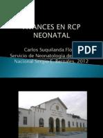 Avances en Rcp Neonatal1