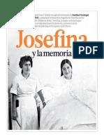 Josefina y la memoria