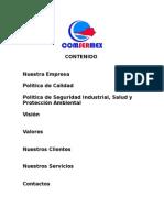 Curriculum Comsermex Version Español