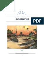 Que Son Los Dinosaurios