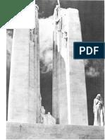 Constructing the Vimy Memorial