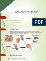 Apendicitis y Peritonitis