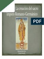 Unidad 5 Otón I y La Creación Del Sacro Impero - Sebastián Salazar
