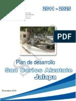 PDM San Carlos Alzatate