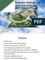 NYC Hospital Energy Sustainability