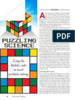 NSTA Puzzling Science