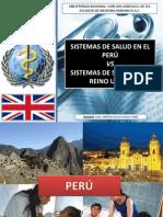 Sistema Perú vs Reino Unido