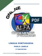 148 Lingua Portuguesa Pablo Jamilk 2 Encontro