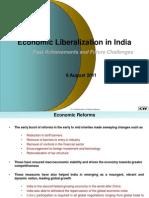 20 Years of Economic Reforms