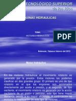 Máquinas Hidráulicas.II.ppt
