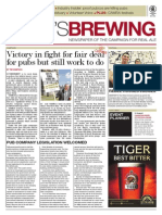 CAMRA What's Brewing July 2014