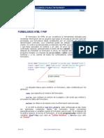 Formula Rios y Php
