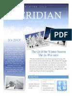 Winter Newsletter