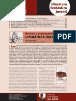 Breves Aproximaciones a La Literatura Fantástica
