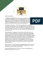 communication letter to parents 2014
