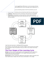Cycle Learing Model
