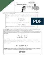 Guía de Afianzamiento 5º Básico