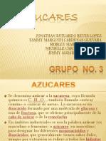 Expo Azucares Grupo 3
