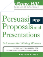 [Heather Pierce] Persuasive Proposals and Presenta