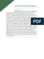 Entrelobos. La Historia de Marcos Rodriguez Pantoja