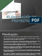 presentacionplanificacionyproyectos-130522141135-phpapp01