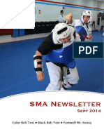 Sep '14 SMA Newsletter