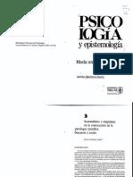 Psicologia y Epistemologia Pag. 65 a 135