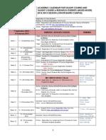 Kalendar20142015KK&MixModeJBcampus Sem I Copy