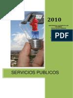 Trabajo de Los Servicios Publicos