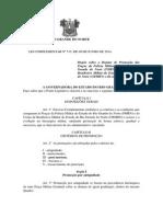 Lei de Promoção de Praças Da PMRN
