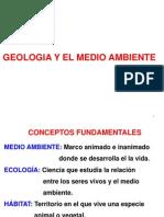 Geologia y Medio Ambiente