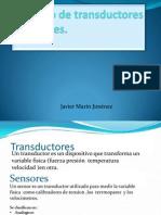 Catalogo de Transductores y Sensores