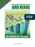 El Libro Verde