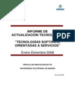 3º Actualización CITIC SOA