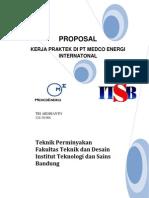 Proposal Kp Medco Energi Inetrnational Tri Ardhianto 12 4.10.004
