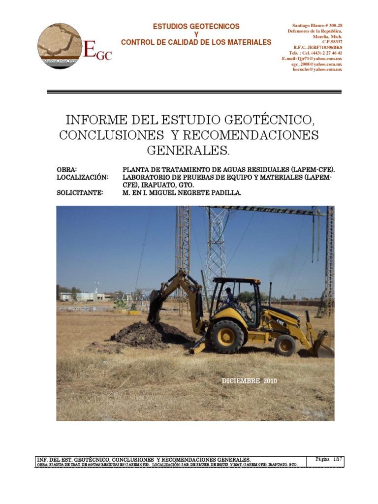 Informe Ms Permeabilidad Ciencias De La Tierra Roca