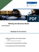 P3 Business Models