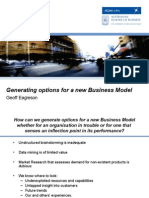 P4-Generating Options for BM