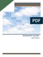 MatrikonOPC Tunneller User Manual