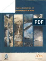 ITDG-Micro-hydropower in Nepal (Guidelines)