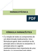 FARMACOTÉCNICA