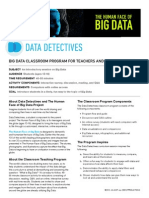 Teacher's Guide - Human Face of Big Data