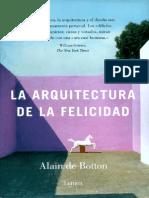 Alain de Botton_Capítulo I