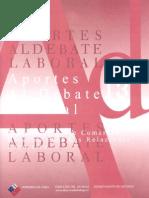 Aporte Al Debate Nº 13 Tratados de Libre Comercio, Desafíos Para Las Relaciones Laborales