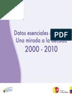 Datos Esenciales de Salud 2000 2010